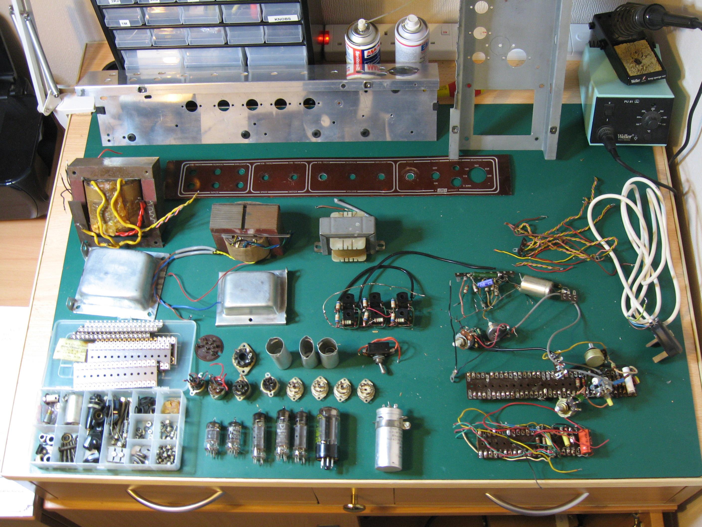 [ZHKZ_3066]  Restoration of a vintage AC30   Vox Ac30 Wiring      The Vox AC30 Guide